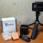 Vemico GoPro 互換バッテリー